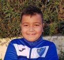 1 Alvaro Gomez Benjamin D