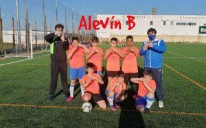 Alevin B Autismo
