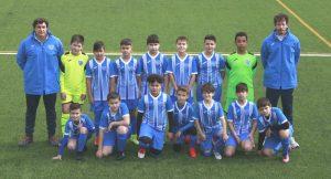 Alevin B equipo
