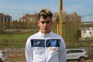 Álvaro entrenador Alevin C