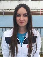 Anabel entrenadora Prebenjamin C