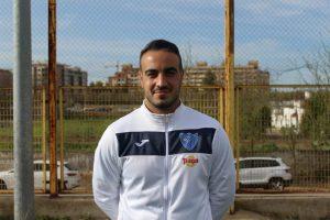 Isma entrenador Alevin C