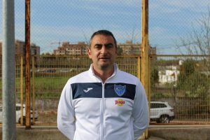 Mingui entrenador Alevin C