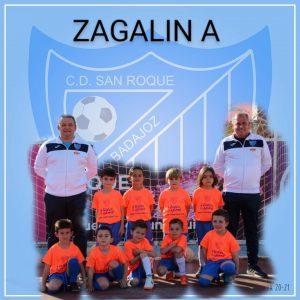 Zagalin A CD San Roque Badajoz