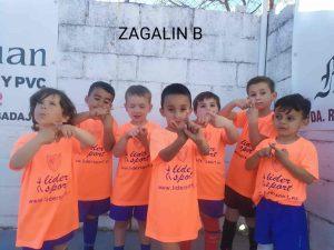 Zagalin B equipo