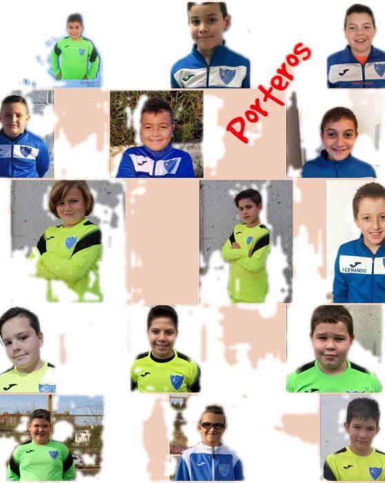 Día internacional del portero del CD San Roque Badajoz2