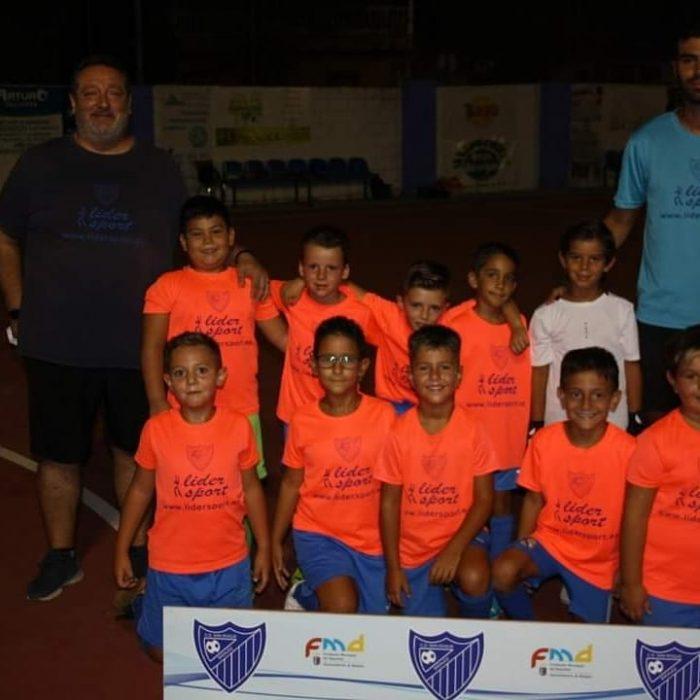 Torneo Prebenjamin equipo 2