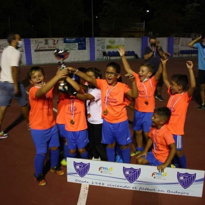 Torneo Prebenjamin equipo